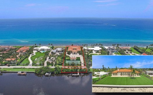 Ocean Front Luxury Home in Manalapan Palm Beach-1